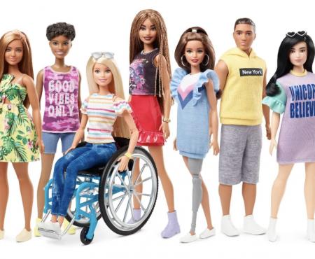 バービーも多様性の時代。意外なる共通点も。アメリカの遊び、おもちゃ、子供服