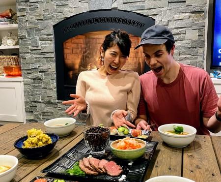 シアトル郊外で和食に慣れない家族に御節を作ったら結構大変だった話 I cooked Osechi, Japanese New Year dishes, for the first time in the U.S.!