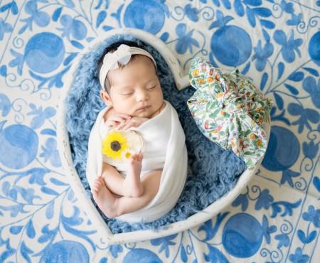 ニューボーンフォト撮影 Newborn Photography by professional