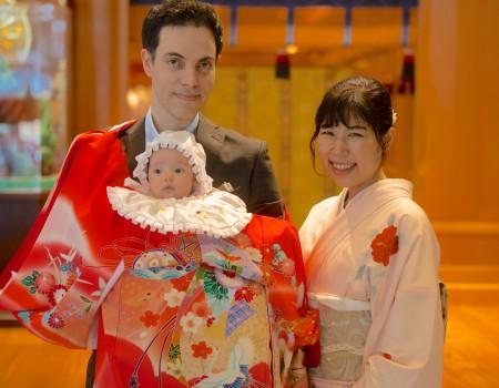 明治神宮にお宮参り First Shrine Visit to Meiji Shrine 場所・着物・祈祷・費用など準備情報